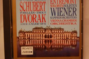 Philippe Entremont Conducts Schubert & Dvorak