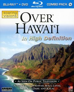 Over Hawaii