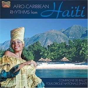 Afro-Carribean Rhythms from Haiti /  Various