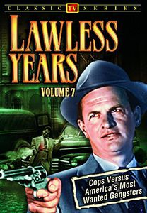 Lawless Years: Volume 7 (4 Episode Collection)
