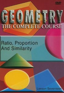 Ratio Proportions & Similarity