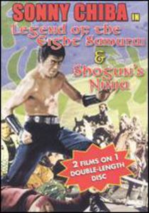 Legend of Seven Samurai & Shogun's Ninja