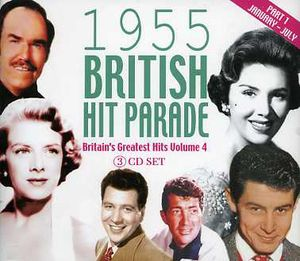 1955 British Hit Parade 4 PT 1 /  Various