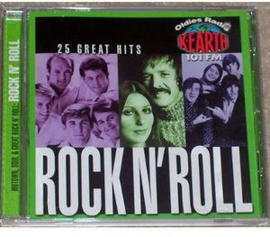 K-Earth Oldies - Motown Soul: Rock N Roll /  Various