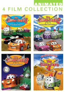 Little Cars 4 Pack