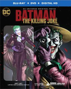 Batman: The Killing Joke (w/ figurine)