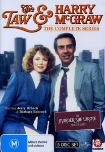Law & Harry McGraw The-The Complete Series