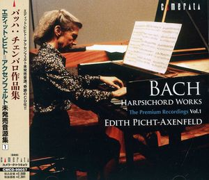 Performs Bach