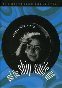 Ship Sails on (Criterion Collection)