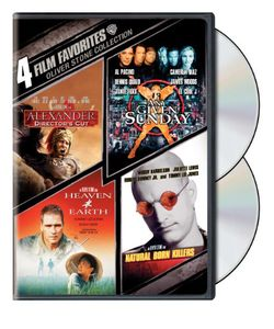 4 Film Favorites: Oliver Stone Collection
