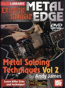 Metal Edge-Extreme Guitar: Metal Soloing 2