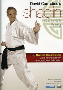 David Carradine's Shaolin Cardio Kick Boxing Work