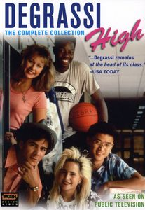 Degrassi: Degrassi High - the Complete Series