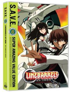 Linebarrels of Iron: Complete Series
