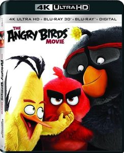 The Angry Birds Movie [4K Ultra HD]
