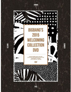 Bigbang's 2015 Welcoming Collection DVD [Import]