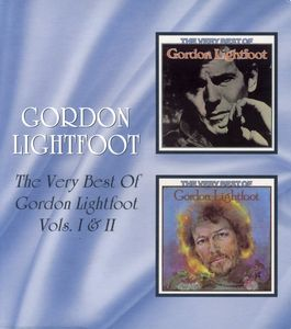 Very Best of Gordon Lightfoot 1 & 2 [Import]