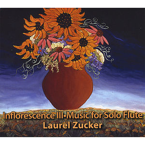 Inflorescence 3- Music for Solo Flute