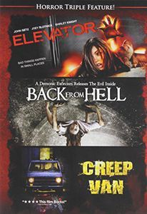 Horror Triple Feature 2: Creep Van /  Back from
