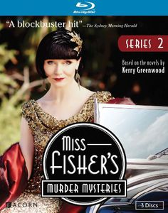 Miss Fisher's Murder Mysteries Series 2