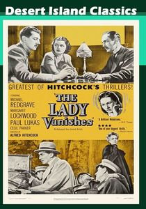 Lady Vanishes (1938)
