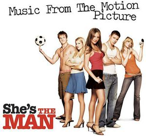 She's the Man (Original Soundtrack)