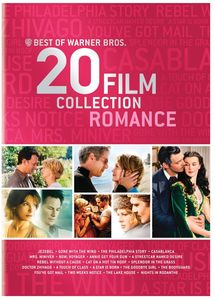 Best of Warner Bros 20 Film Collection Romance