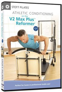 Athletic Conditioning on V2 Max Plus Reformer