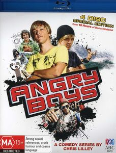Angry Boys: Special Edition