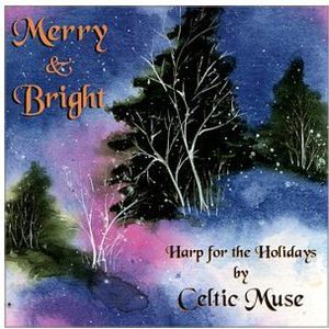 Merry & Bright-Harp for the Holidays