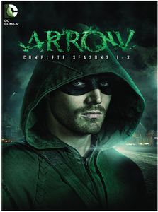 Arrow: Seasons 1-3