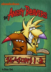 Angry Beavers: Seasons One & Two