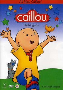 Caillou High Flyers [Import]