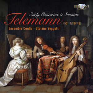 Early Concertos & Sonatas
