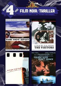 Movies 4 You Film Noir /  Thriller Collection