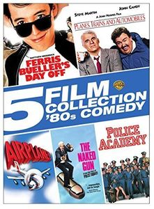 5 Film Collection: 80's Comedy