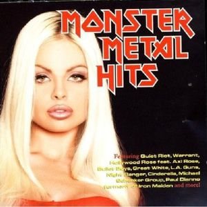 Monster Metal Hits /  Various