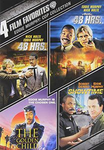 4 Film Favorites: Eddie Murphy Cop Collection