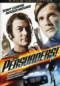Persuaders: 3 Film Collection
