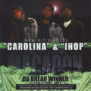 Carolina Prez, Bread Up - 4