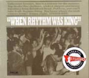 When Rhythm Was King /  Various