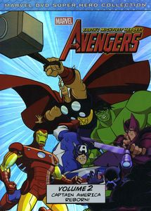 Marvel the Avengers: Earth's Mightiest Heroes 2