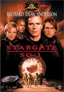 Stargate SG-1: Season 1 - Vol 4