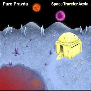 Space Traveler Aeyla