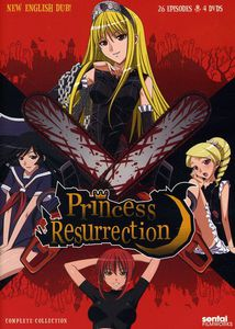 Princess Resurrection Complete Collection
