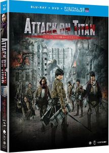 Attack On Titan The Movie : Part 2