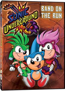 Sonic Underground: Band on the Run