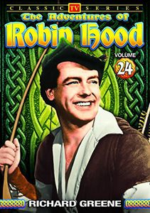Adventures of Robin Hood 24: 4 Episode Collection