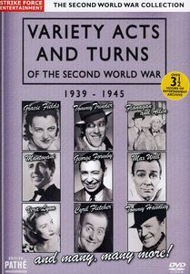 Variety Acts & Turns of the 2nd World War 1939-45 [Import]