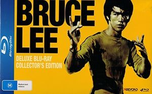 Bruce Lee Collection (4 Blu-Ray) [Import]